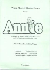 2005 - Annie