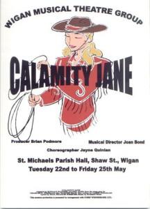 2007 - Calamity Jane