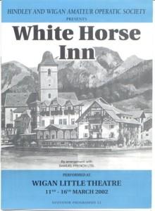 2002 - White Horse Inn