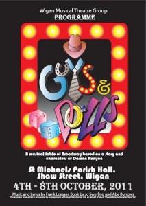 2011 - Guys & Dolls