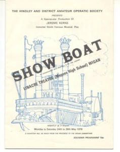 1976 - Show Boat