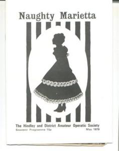1979 - Naughty Marietta