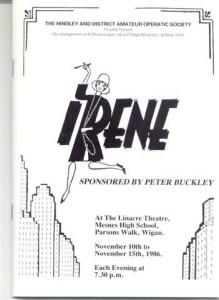 1986 - Irene