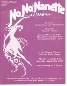 1988 - No No Nanette