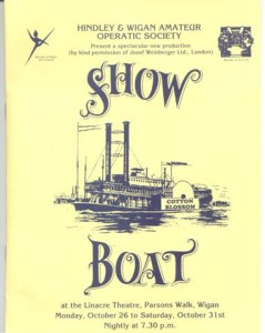 1992 - Show Boat