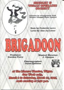 1995 - Brigadoon