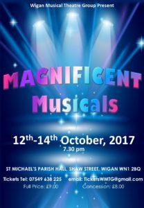 2017 - Magnificent Musicals