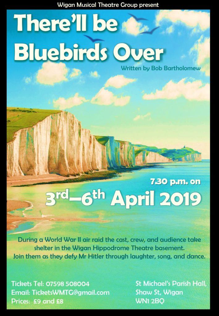 Bluebirds Poster2