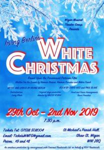 2019 - White Christmas