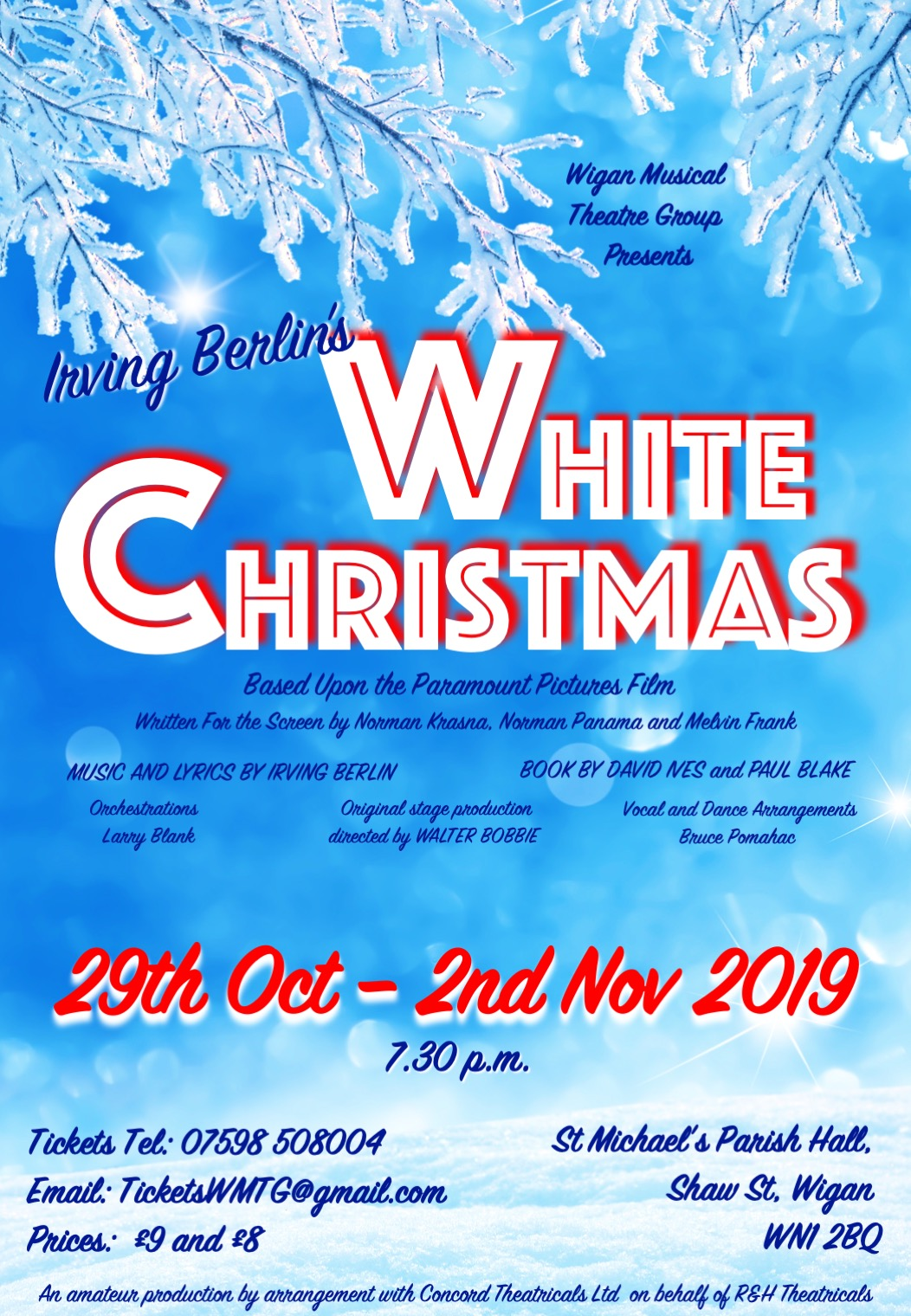 White Christmas Poster Final